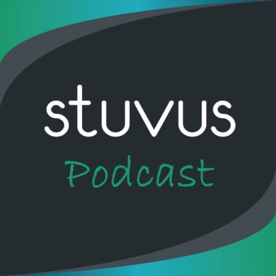 stuvus-Podcast Folge 5: Prof. Richard Powers- Schwäbisch international